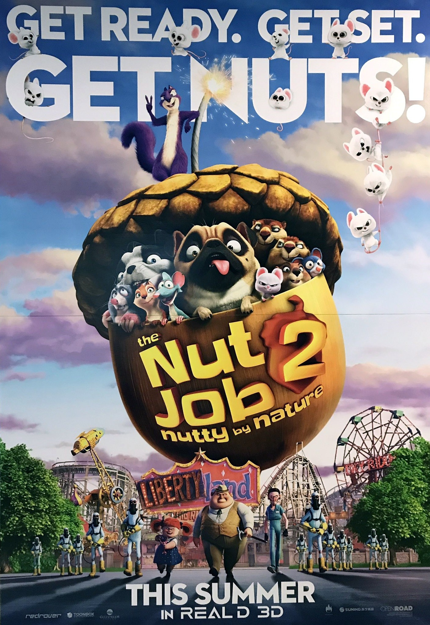 The-Nut-Job-2 Poster